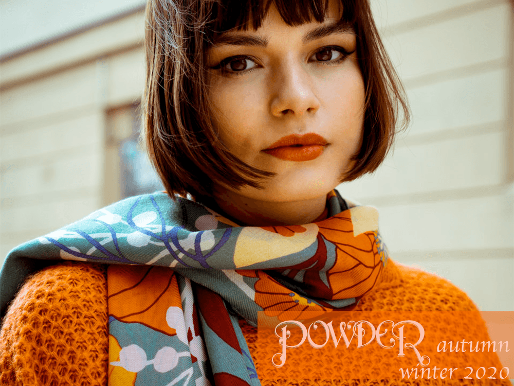 View Our Powder Design Autumn Winter 2020 Collection